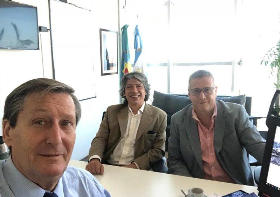 RIA Consultores se reunió con el diputado Pablo Torello