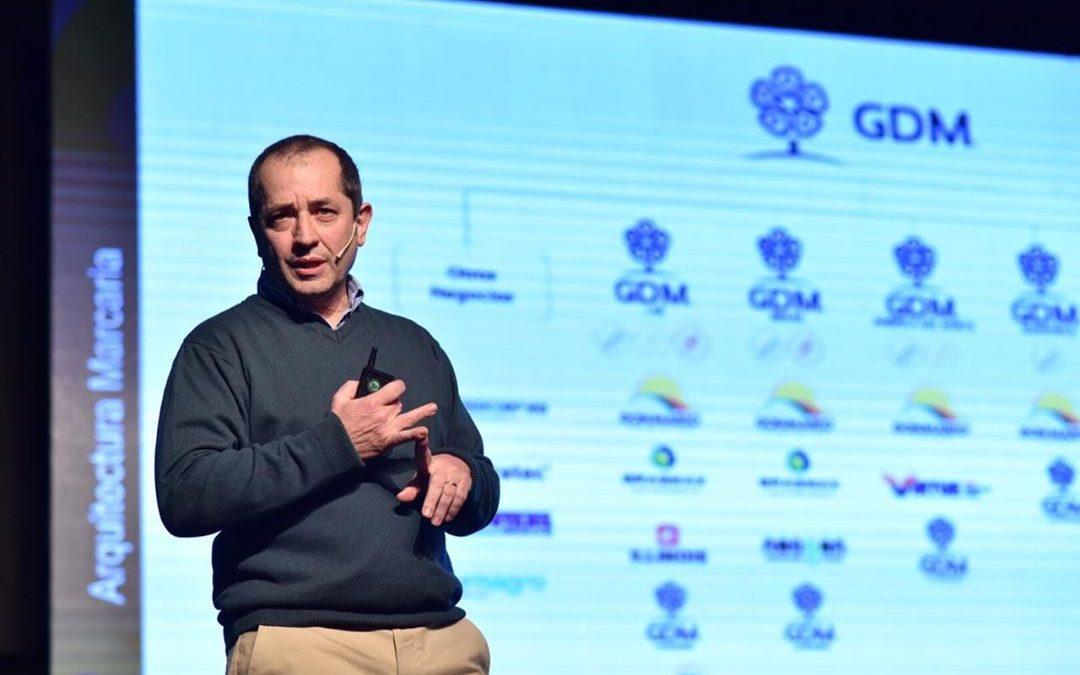 Don Mario puede ayudar a que la Argentina produzca 14 millones de toneladas más de soja