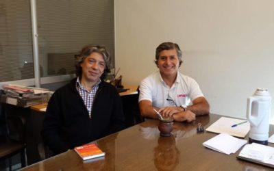 Hoy conversamos con el presidente del INASE, Raimundo Lavignolle