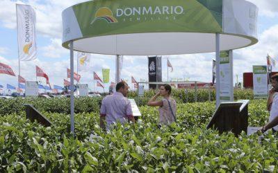 Don Mario muestra su oferta genética para esta nueva campaña: STS, IPRO y la clásica RR1