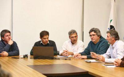 Kicillof: El primer encuentro institucional con el campo no fue con la Mesa de Enlace sino con el cooperativismo agrario
