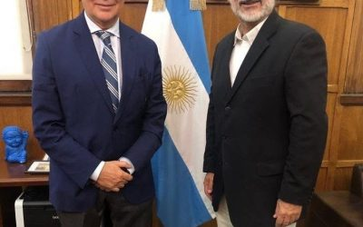 El presidente del IICA define agenda en Argentina para promover la seguridad alimentaria